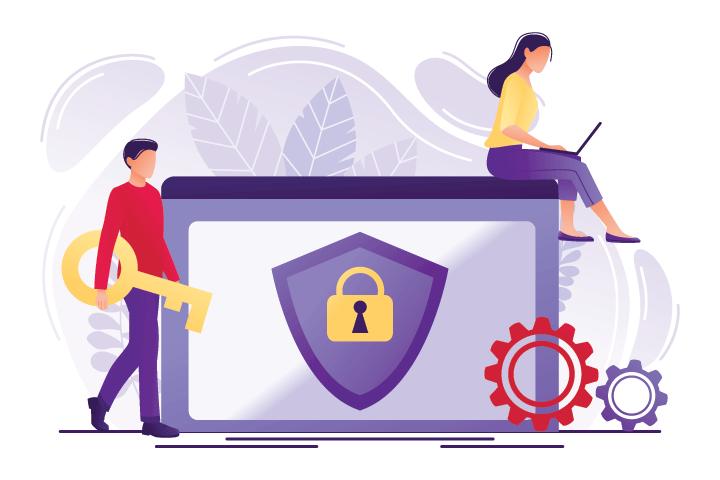 Zaščita posla na spletu